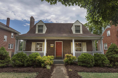 Single Family Home For Sale: 2232 Lincoln Ave SW