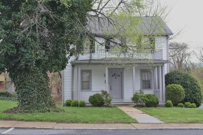 Bedford Single Family Home For Sale: 311 Otey St