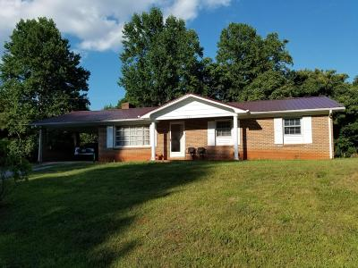Franklin County Single Family Home For Sale: 7331 Sontag Rd