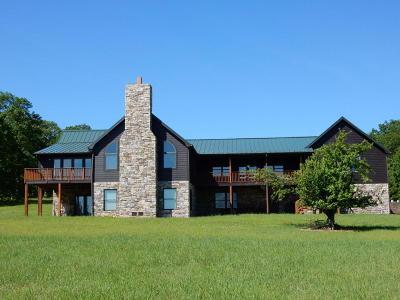 Single Family Home For Sale: 265 Bear Rock Ridge Rd