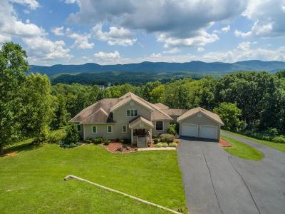Botetourt County Single Family Home For Sale: 646 Hardbarger Rd