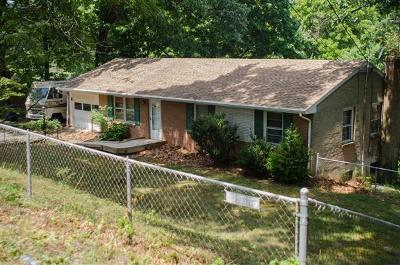 Roanoke Single Family Home For Sale: 3018 Cannaday Rd