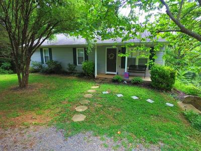 Franklin County Single Family Home For Sale: 490 Little Mountain Cir