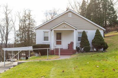 Roanoke Single Family Home For Sale: 4354 Renfro Blvd NW