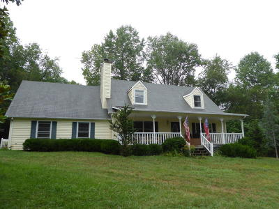 Franklin County Single Family Home For Sale: 100 Blue Mountain Dr