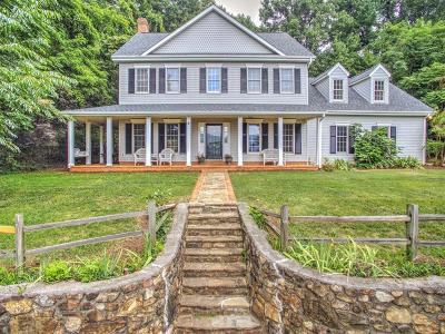 Roanoke County Single Family Home For Sale: 6623 Leffler Ln SW