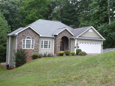 Franklin County Single Family Home For Sale: 2480 Iron Ridge Rd