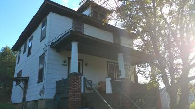 Roanoke Single Family Home For Sale: 608 Fairfax Ave NW