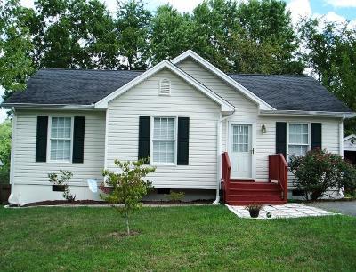 Roanoke Single Family Home For Sale: 3422 Garden City Blvd