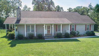 Single Family Home For Sale: 304 Old Homeplace Ln