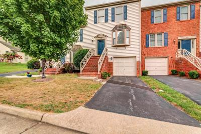 Roanoke County Attached For Sale: 4729 Wembley Pl