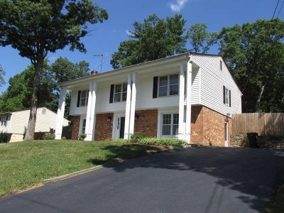 Roanoke VA Single Family Home For Sale: $219,000