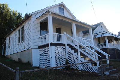 Roanoke VA Single Family Home For Sale: $59,000
