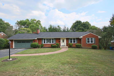 Roanoke VA Single Family Home For Sale: $259,000