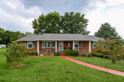 Roanoke VA Single Family Home For Sale: $223,950