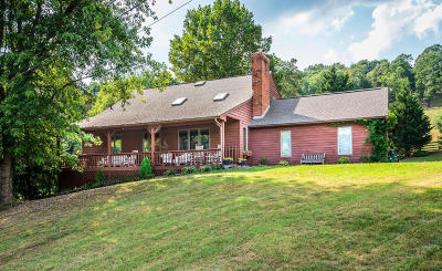 Roanoke County Single Family Home For Sale: 6051 Poage Valley Rd