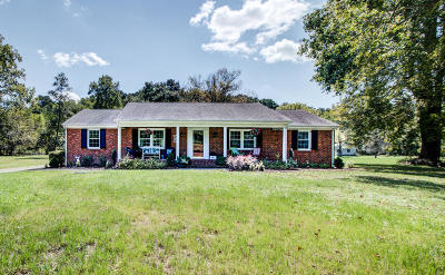 Roanoke County Single Family Home For Sale: 3808 Cravens Creek Rd SW