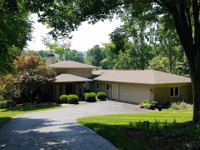 Franklin County Single Family Home For Sale: 270 Upland Shores Dr