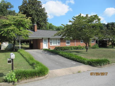 Single Family Home For Sale: 2765 Bluefield Blvd SW