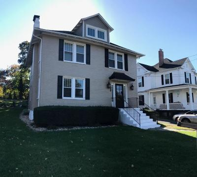 Roanoke Single Family Home For Sale: 2206 Windsor Ave SW