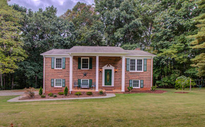Franklin County Single Family Home For Sale: 170 Oakdale Dr