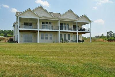 Bedford County, Franklin County, Pittsylvania County Attached For Sale: 394 Haley Scott Dr