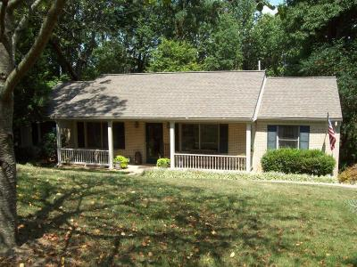 Buchanan Single Family Home For Sale: 1180 Oak Ridge Rd