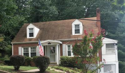 Single Family Home For Sale: 3713 Strother Rd SW