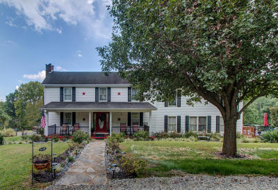 Single Family Home For Sale: 1014 Tall Tree Rd