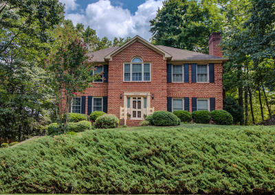 Roanoke County Single Family Home For Sale: 5430 Cavalier Dr