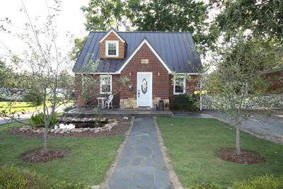 Rocky Mount Single Family Home For Sale: 340 Orchard Ave