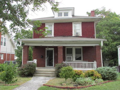 Roanoke Single Family Home For Sale: 414 Arbutus Ave SE