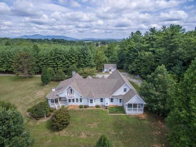 Franklin County Single Family Home For Sale: 1322 Coles Creek Rd