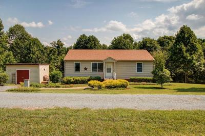 Bedford Single Family Home For Sale: 1890 Dickerson Mill Rd