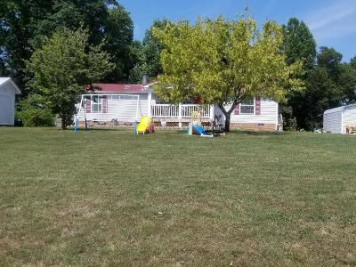 Franklin County Single Family Home For Sale: 270 Goldmine Rd