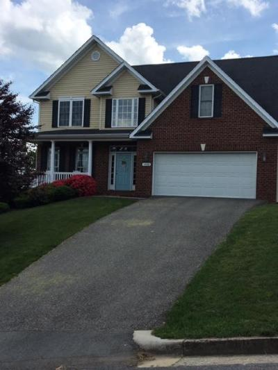 Roanoke County Single Family Home For Sale: 5906 Bighorn Dr