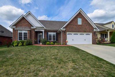 Single Family Home For Sale: 459 Deer Run Cir
