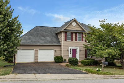 Roanoke Single Family Home For Sale: 5811 Crumpacker Dr