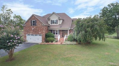 Botetourt County Single Family Home Sold: 4435 Country Club Rd