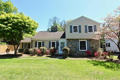 Roanoke Single Family Home For Sale: 3314 Avenham Ave SW