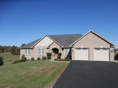 Franklin County Single Family Home For Sale: 101 Little Creek Way