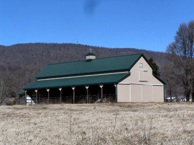 Bedford County Farm For Sale: 1625 Nester Rd