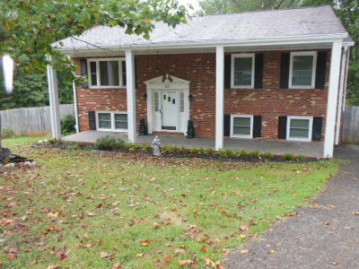 Franklin County Single Family Home For Sale: 80 Frederick Cir