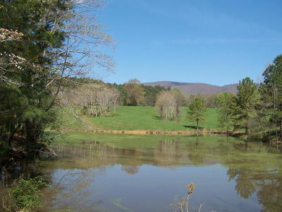 Bedford County Farm For Sale: Pike Rd