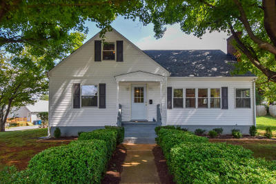 Roanoke Single Family Home For Sale: 2535 Avalon Ave NW