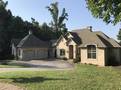 Franklin County Single Family Home For Sale: 85 Pine Bay Dr