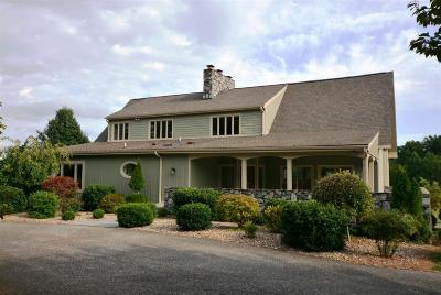 Bedford County Single Family Home For Sale: 3915 Perrowville Rd
