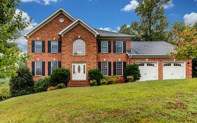Roanoke County Single Family Home For Sale: 7524 Autumn Park Dr