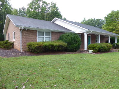 Franklin County Single Family Home For Sale: 10454 Henry Rd