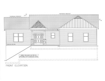 Goodview Single Family Home For Sale: Lot 3 Chapel View Ln